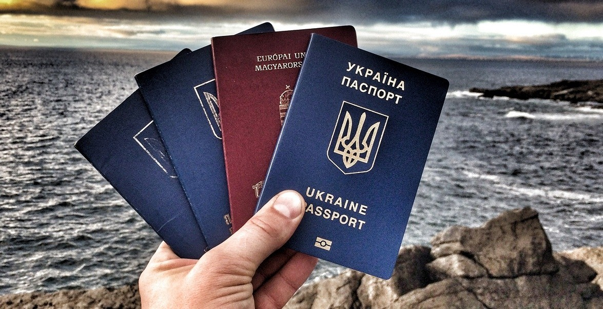 Украинский биометрический загранпаспорт поднялся в мировом рейтинге