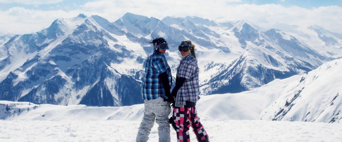 Горнолыжный тур в Альпы — Хинтертукс