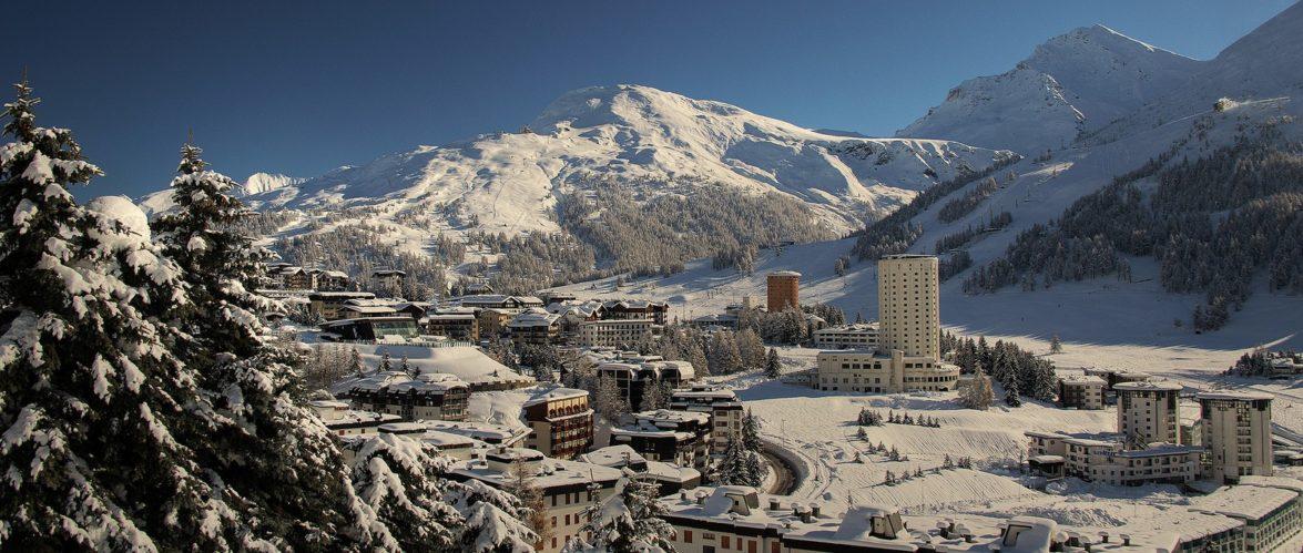 Рождество в Альпах