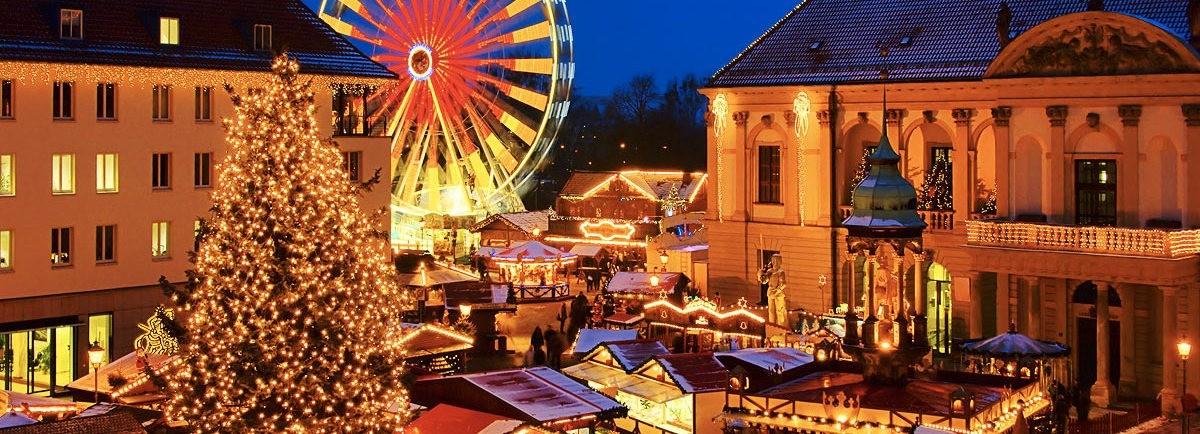 Рождество в Будапеште + Вена