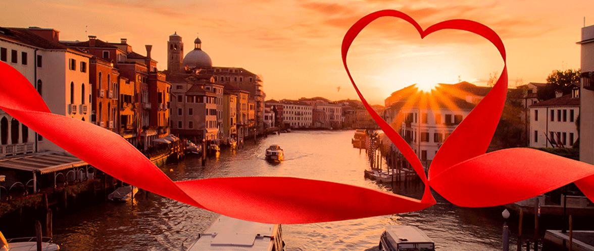 День Влюбленных В Италии