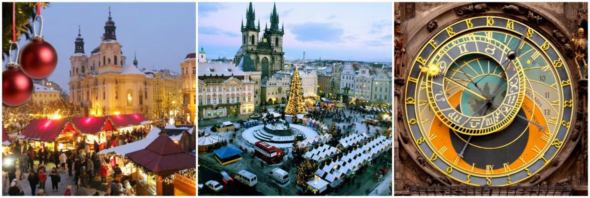 Феерический Новый Год В Праге!!