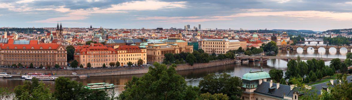 Прага + Карловы Вары