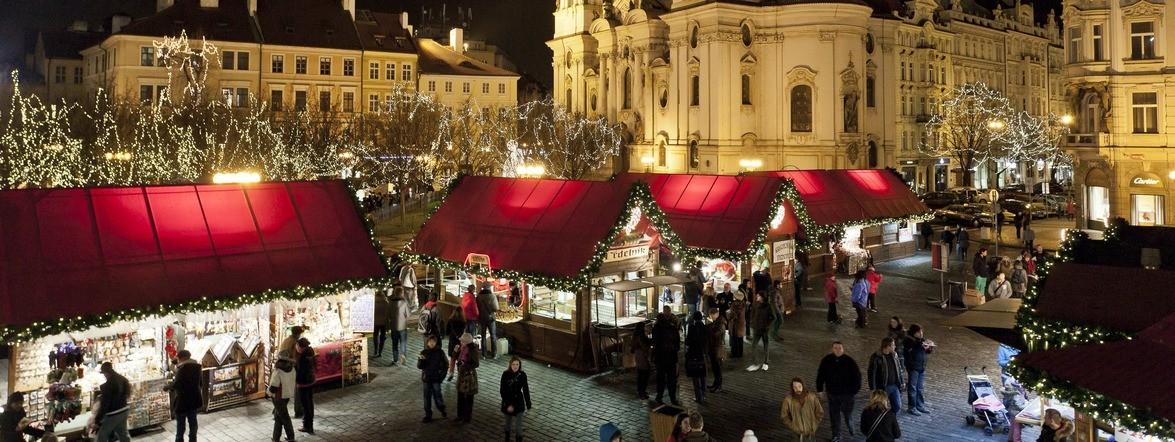 Горнолыжное Рождество в Чехии