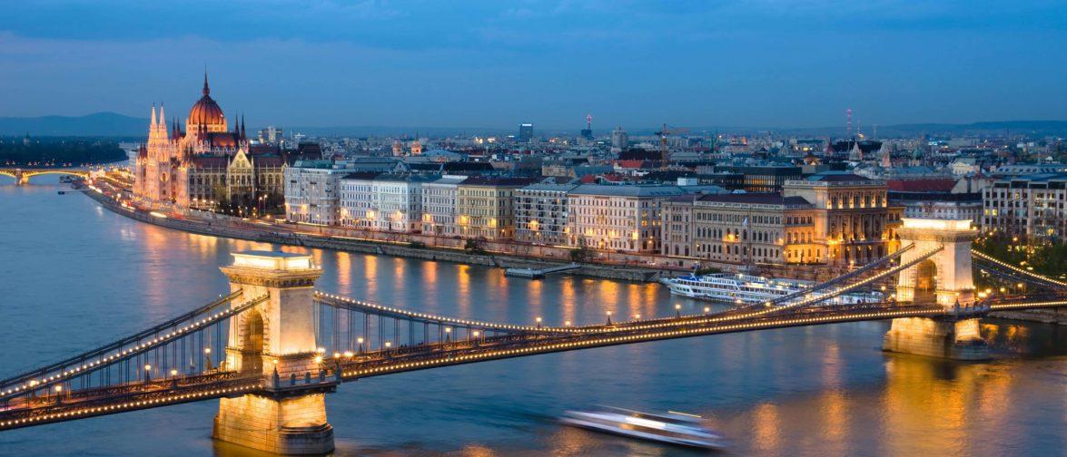 Уикенд в Будапеште + Вена
