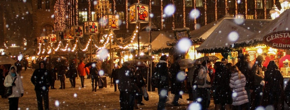 Рождественские ярмарки и Рождество в Европе