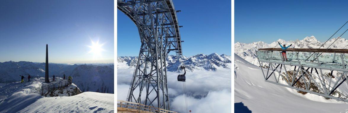 Горнолыжный тур в Альпы (SÖLDEN)