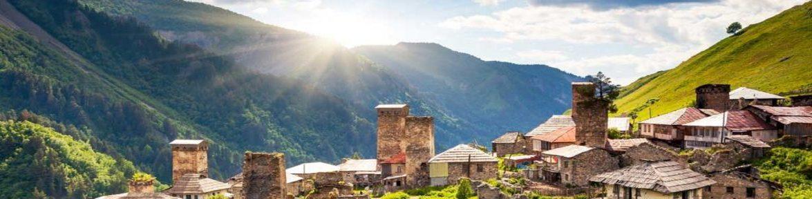 Автобусный тур «Две столицы Кавказа» (Грузия + Армения)