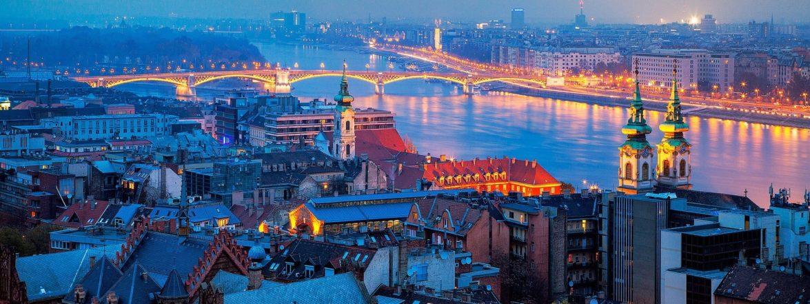 Спа-уикенд в Венгрии