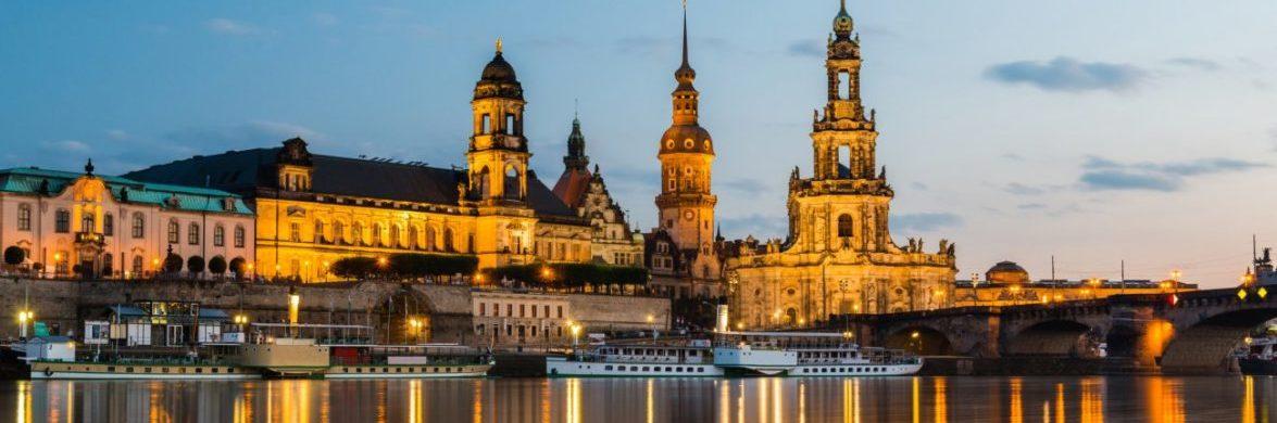 Дрезден + Саксонская Швейцария
