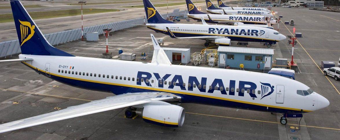Ryanair начал выполнять перелеты из «Борисполя» в шесть европейских городов