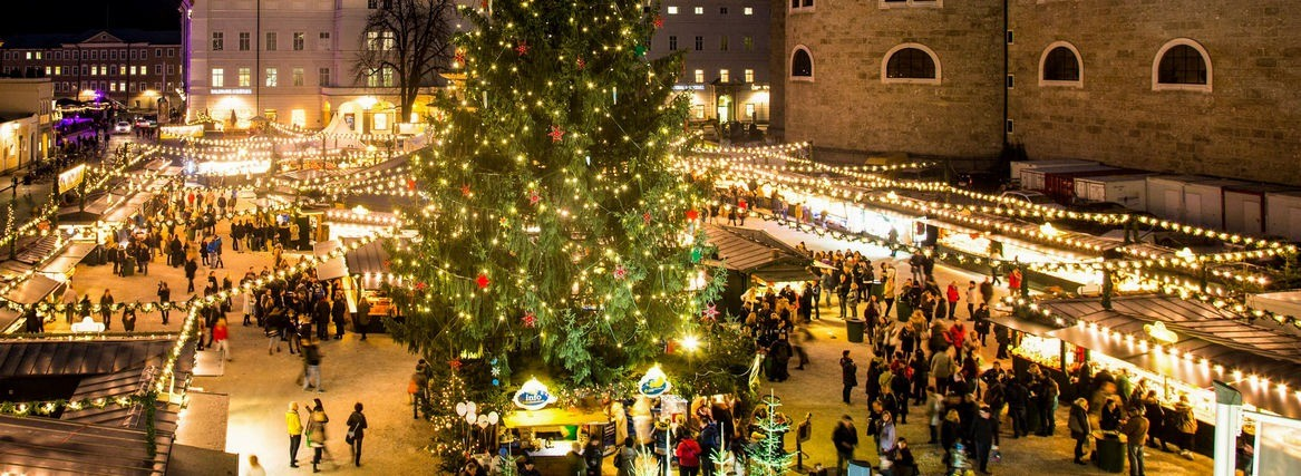 Новый Год в Вене + Зальцбург
