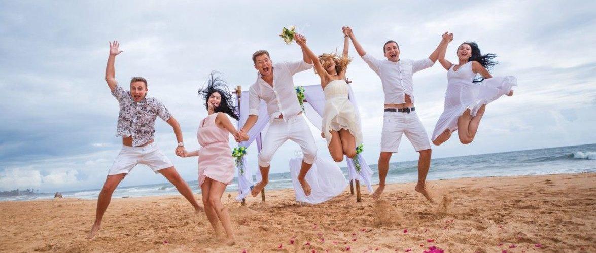 Лучшие направления для свадебных путешествий