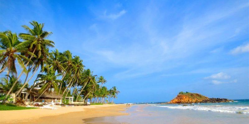 Самые популярные курорты Шри-Ланки