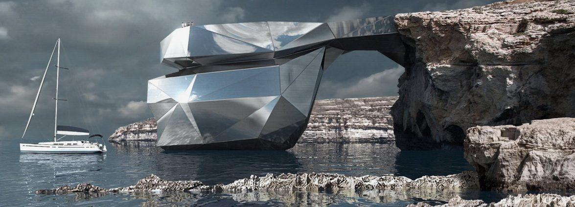 Зруйноване Лазурове вікно на Мальті замінять Дзеркальною аркою