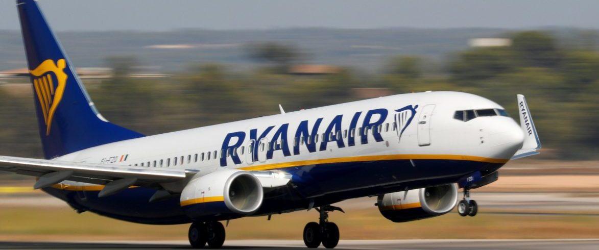 Ryanair підняв плату за багаж