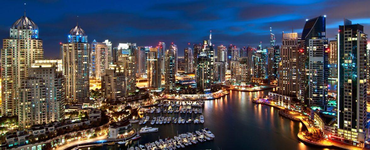 Отдых в Дубай Марине