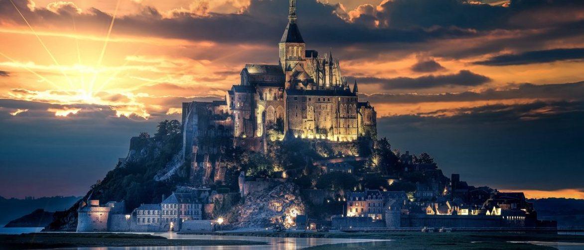 Париж - Прага - Дрезден