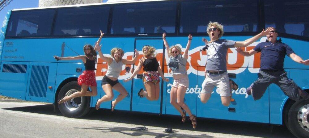 Автобусні тури: плюси та мінуси