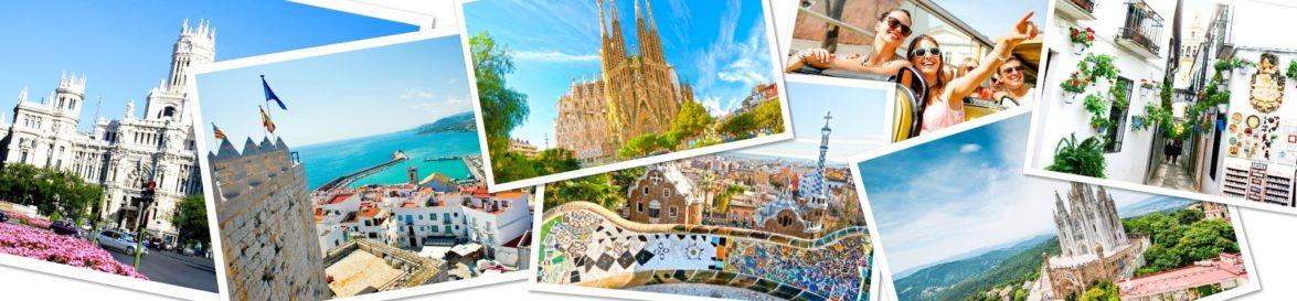 Три королевства из Барселоны. Экскурсионные авиатуры в Испанию.