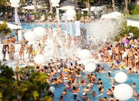 Лучшие молодежные отели Турции