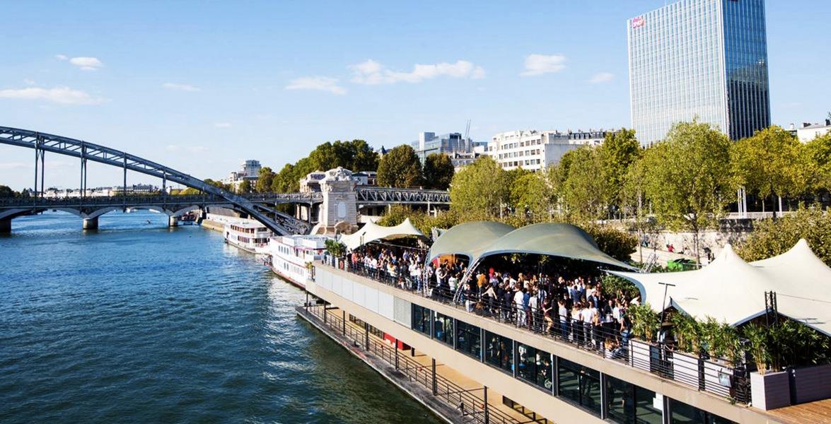 Лучшие ночные клубы Парижа