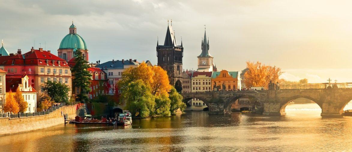 Чудесный уикенд в Праге