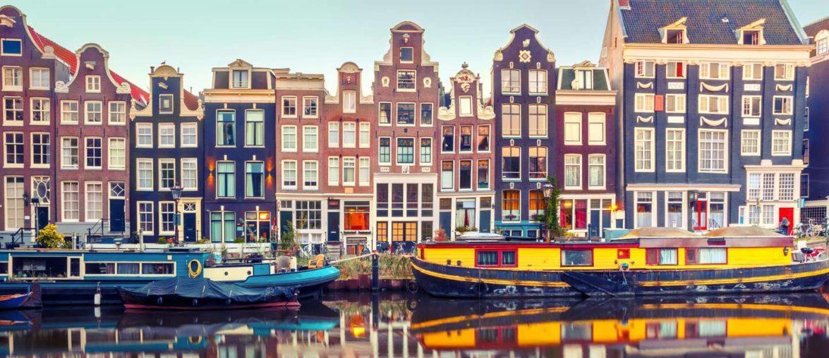 Вихрь эмоций и страстей! Париж и Амстердам