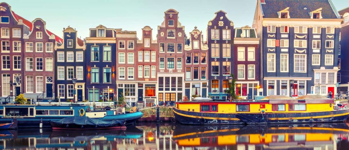 Привет, Амстердам!