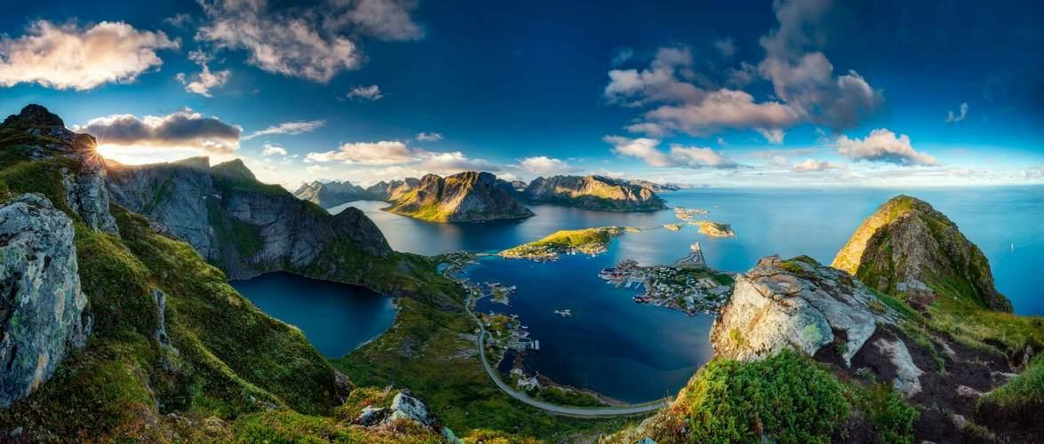 Великолепная Скандинавия: норвежские фьорды