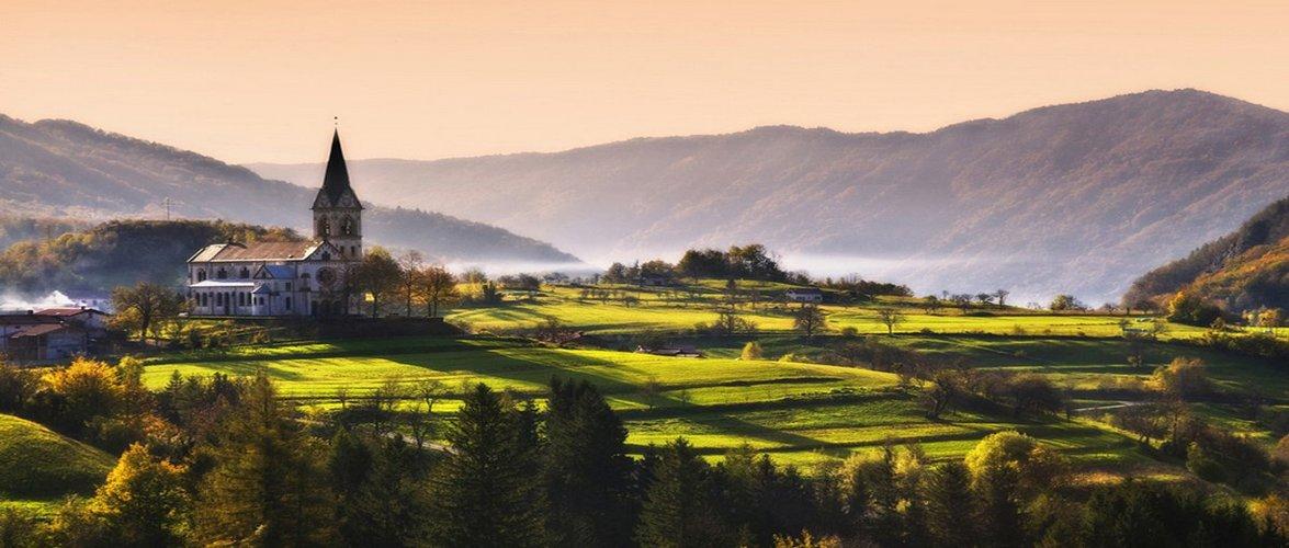 Величие и совершенство: Австрия + Словения
