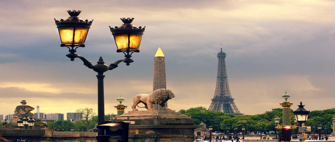 Европейские приключения: Амстердам+Париж