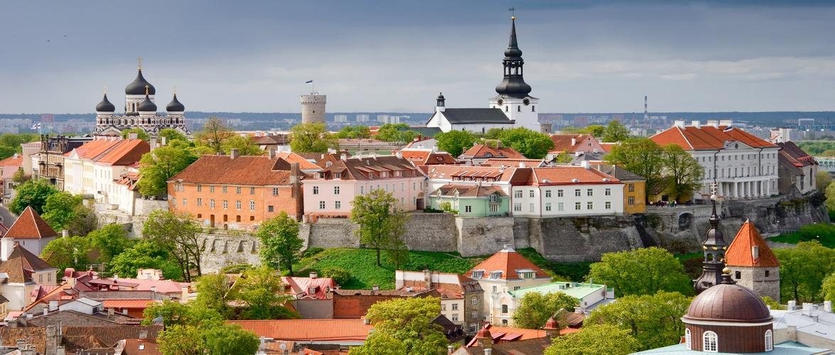 Очарование прибалтийских столиц + круиз в Стокгольм с ночными переездами