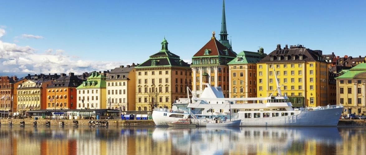 Фьюжн-тур: Таллинн – Хельсинки – Стокгольм – Рига – Юрмала