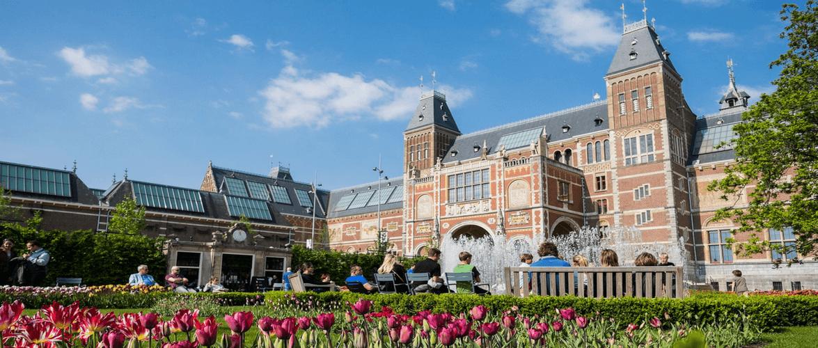Весенние краски Голандии