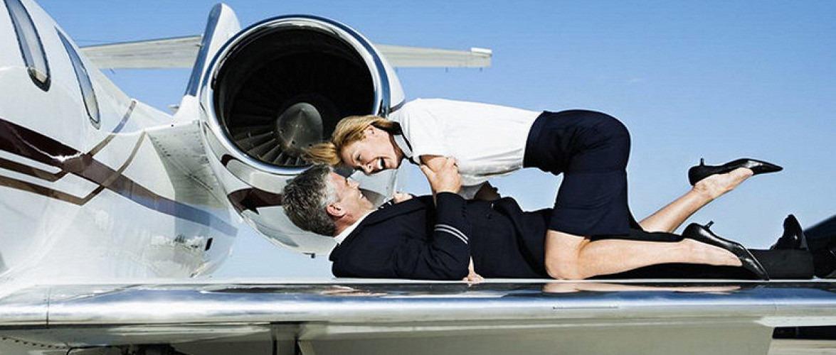 Секс в самолёте: «Клуб десятитысячников» или Mile high club