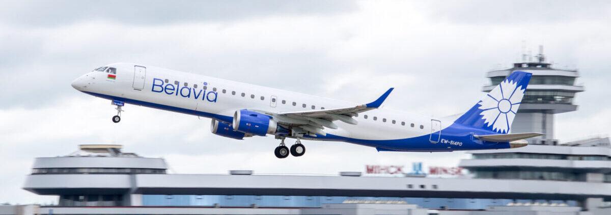 Белавиа возобновит полеты в Милан
