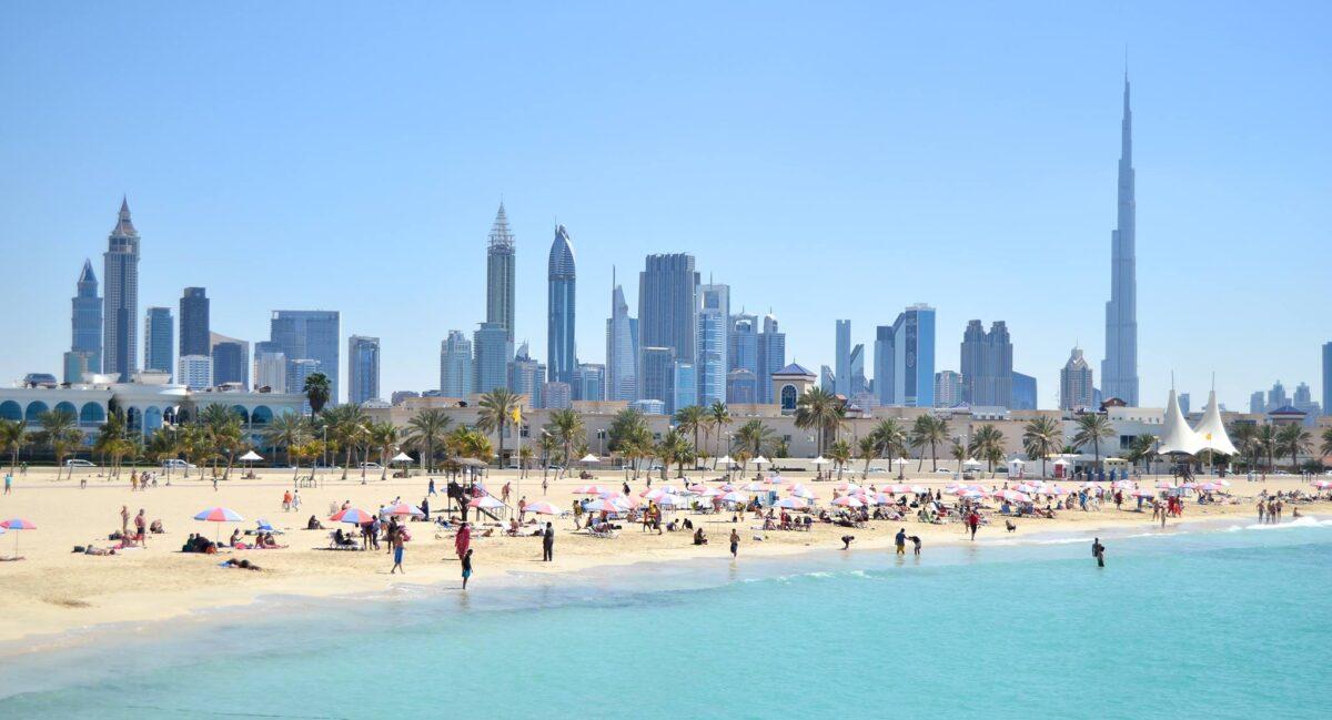 Найкращі пляжі Дубаю