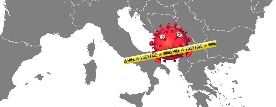 В Черногории объявили, что победили эпидемию коронавируса.