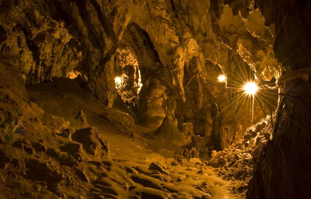 Топ-самых интересных пещер Украины!
