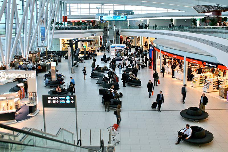 Венгрия: аэропорт в Будапеште возобновил работу.