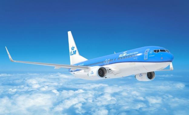 KLM озвучили планы возобновления полетной программы