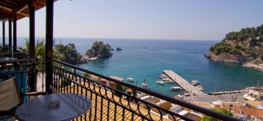 Sunset Hotel Parga 4*