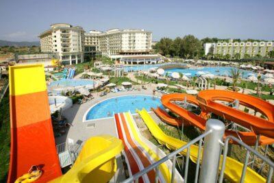 Отели в Турции подходящие для семейного отдыха