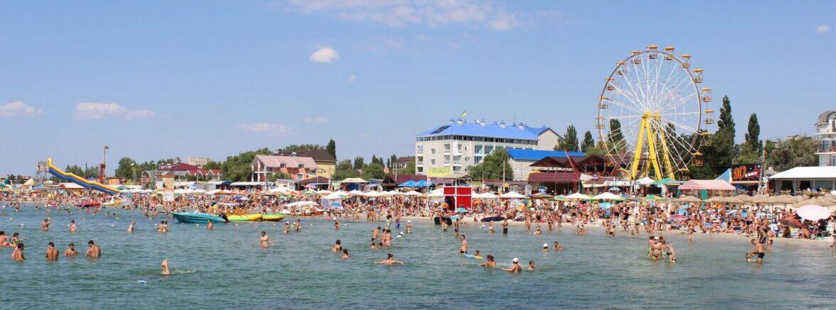 Автобусный тур с отдыхом на Черном море — Железный порт/Лазурное/Скадовск