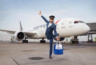 Air France відновить регулярні рейси в Україну