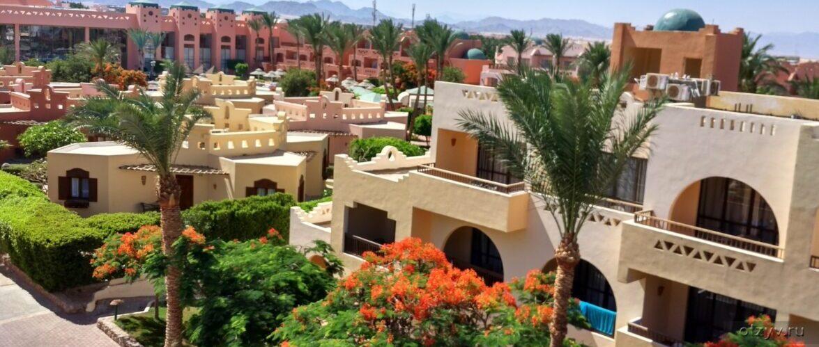 Огляд готелів NUBIAN ISLAND і NUBIAN VILLAGE (Шарм-ель-Шейх)
