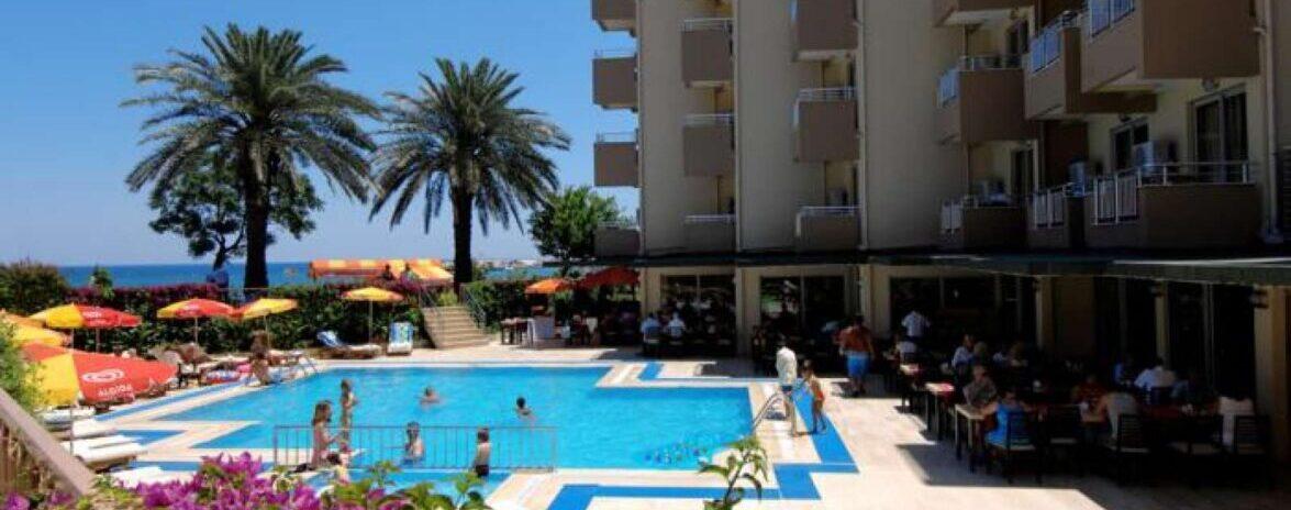 Viking Nona Beach Hotel4*