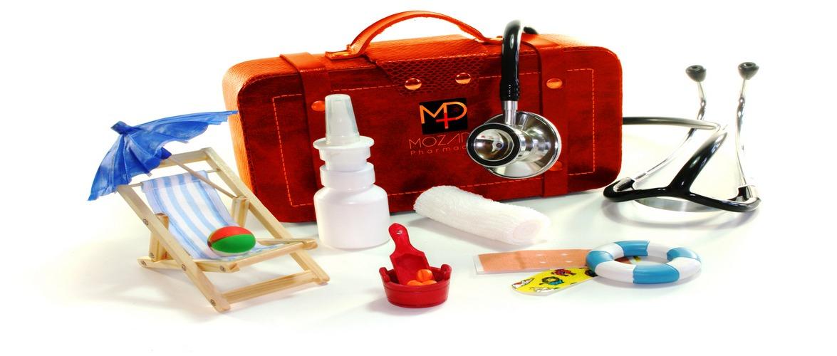Аптечка туриста: список лекарств, которые обязательно нужно взять в путешествие