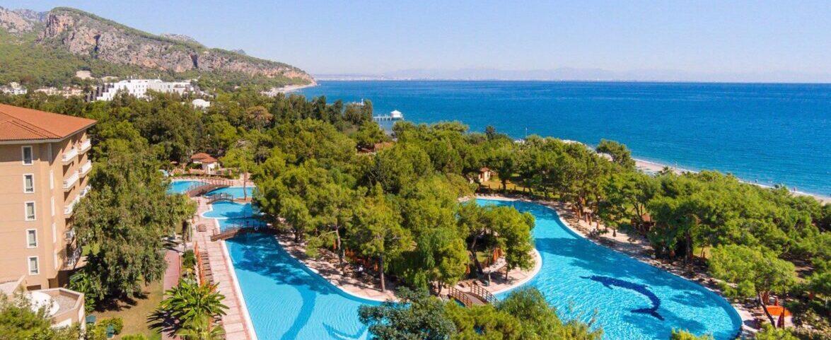 Akka Hotels Antedon5*